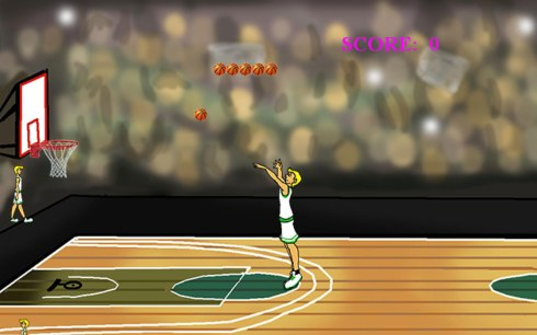 Download free basketball football android game from google play