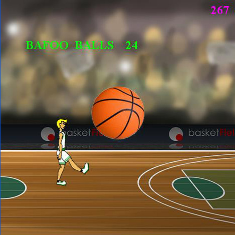 How to play Bafoo unique Basketball game